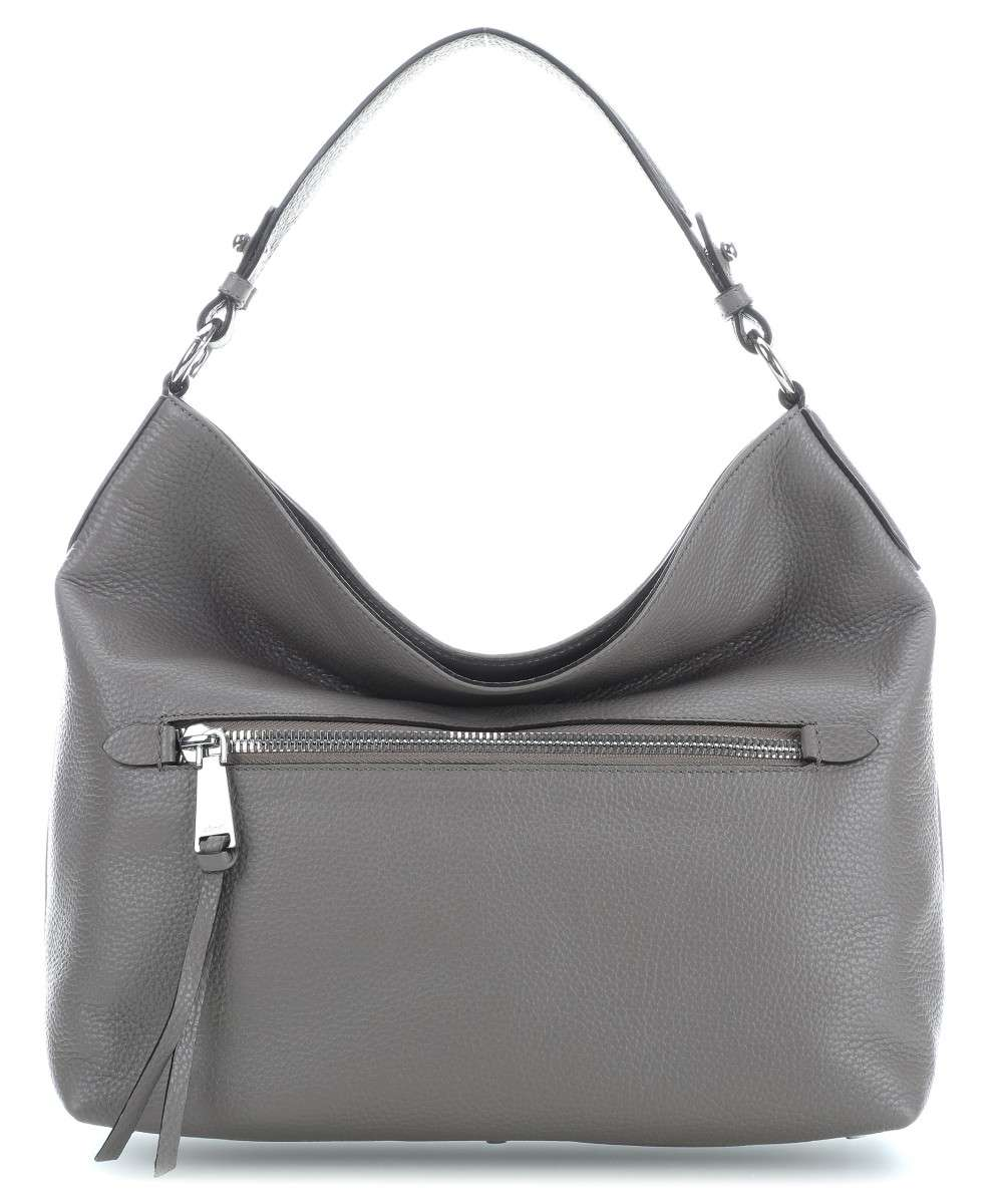 Abro Adria Hobo bag taupe Preview