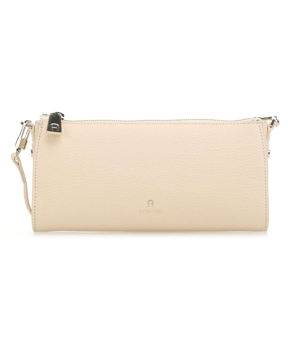 Aigner Ivy Schultertasche creme Preview
