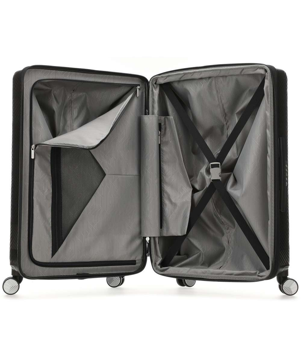 American Tourister Flylife 4-Rollen Trolley schwarz 67 cm-125244-1041-01 Preview