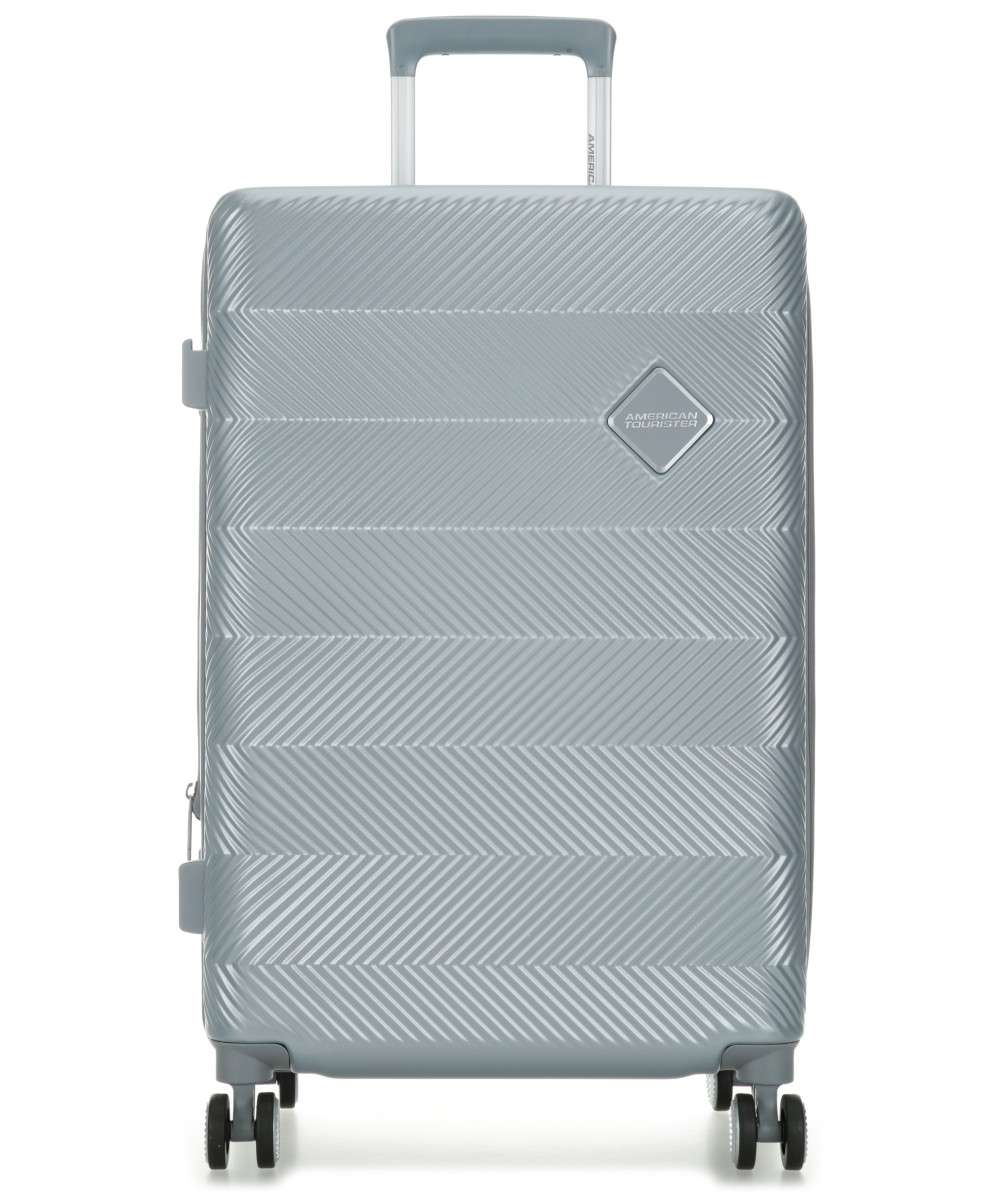American Tourister Flylife 4-Rollen Trolley silber 77 cm Preview