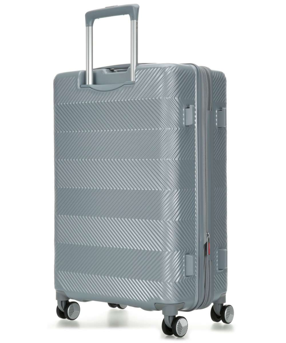 American Tourister Flylife 4-Rollen Trolley silber 77 cm-125246-6260-01 Preview
