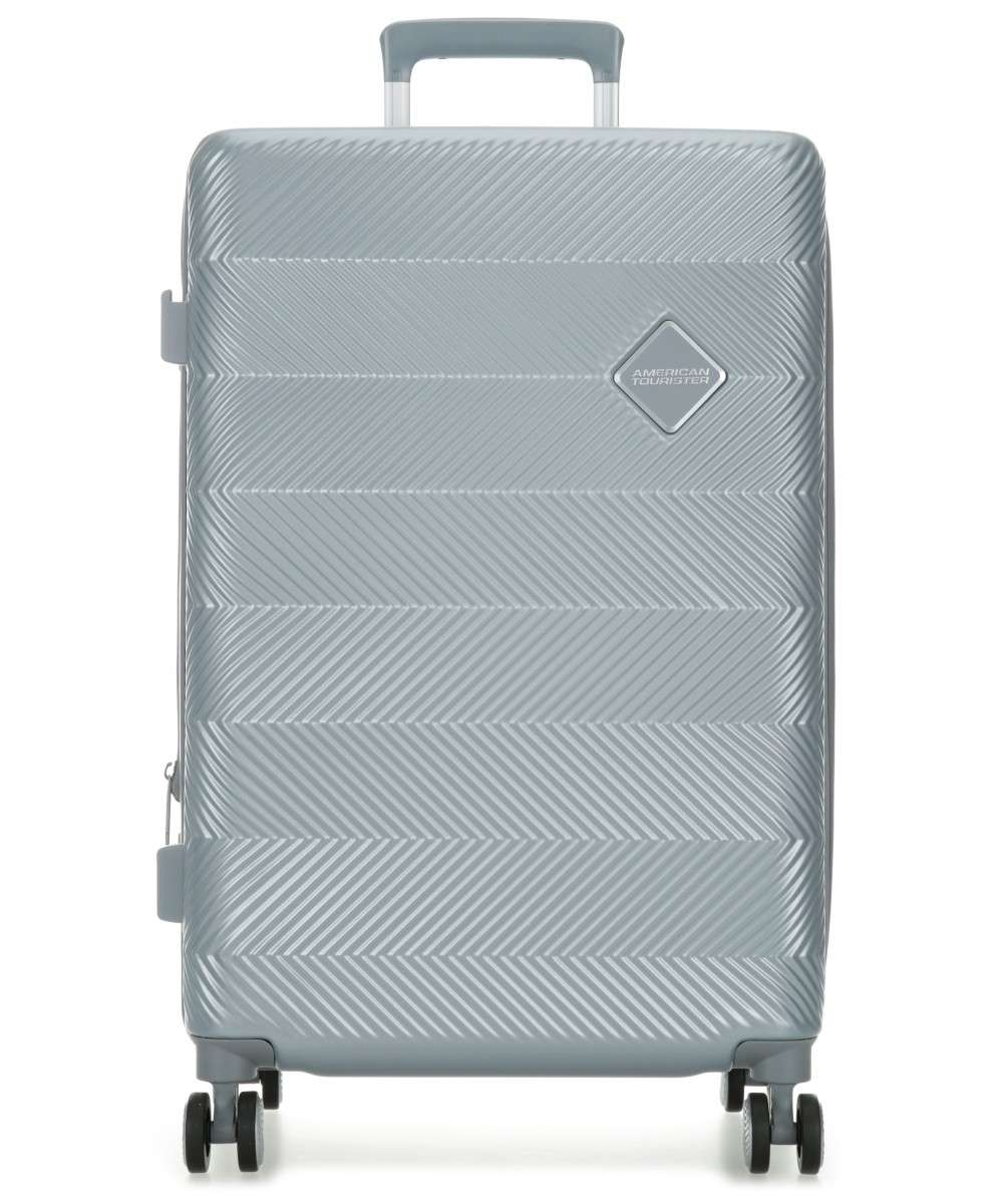 American Tourister Flylife Trolley (4 wielen) zilver 67 cm Preview