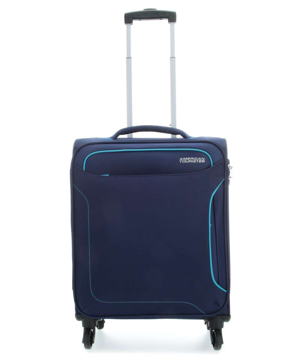 American Tourister Holiday Heat 4-Rollen Trolley navy 55 cm Preview
