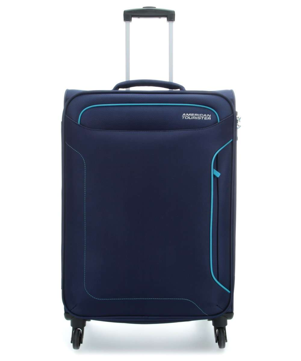 American Tourister Holiday Heat 4-Rollen Trolley navy 67 cm Preview
