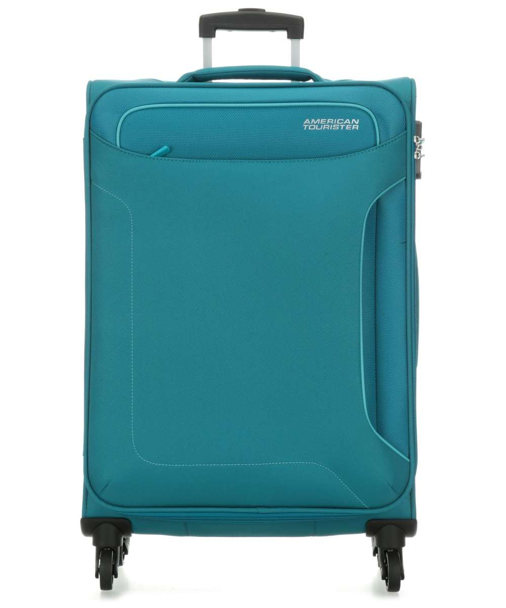American Tourister Holiday Heat Trolley (4 wielen) petrol 79 cm Preview