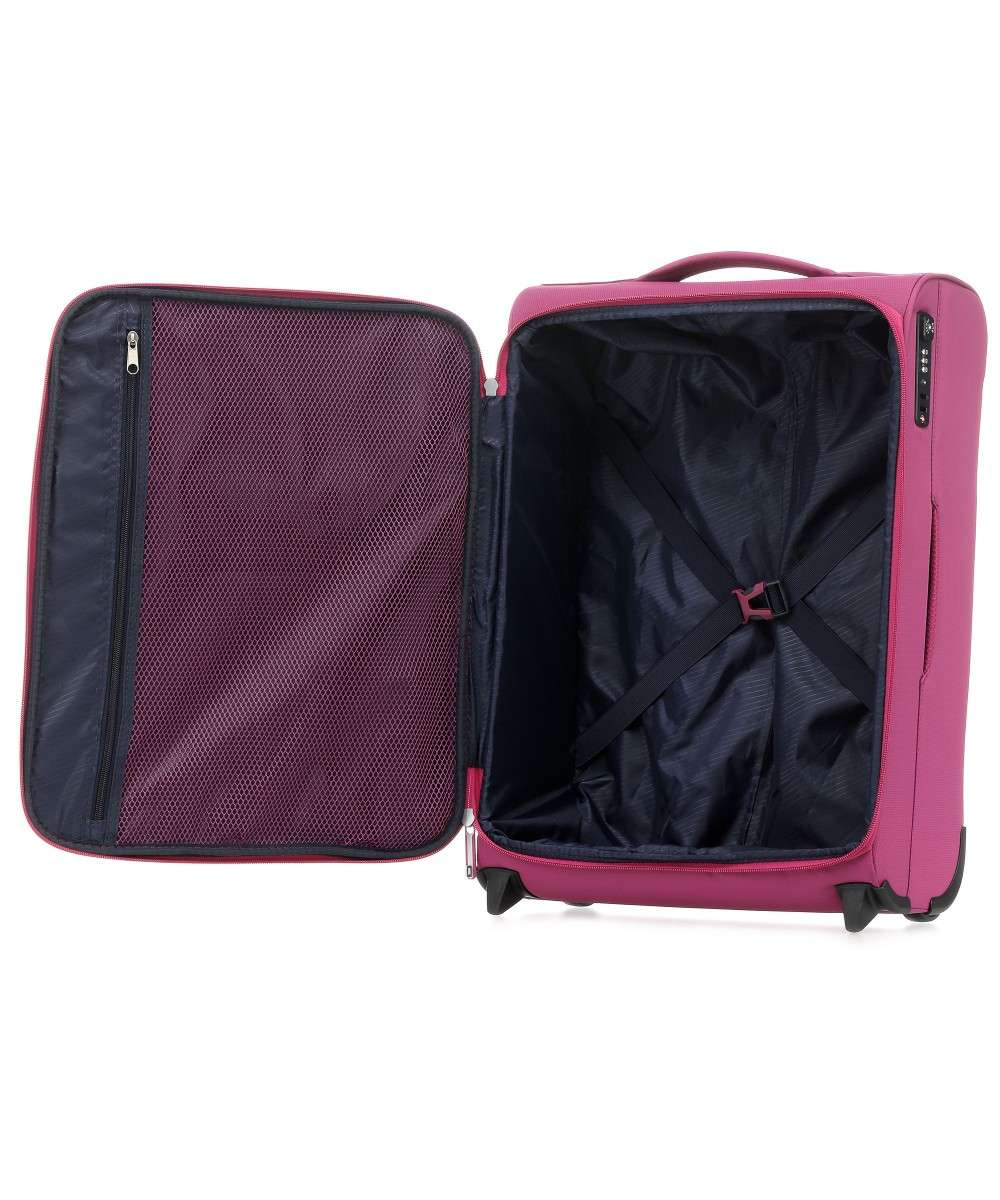 American Tourister Lite Ray Trolley (2 wheels) pink 55 cm-130169-6076-01 Preview