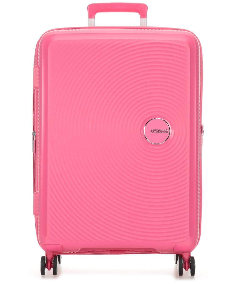 American Tourister Soundbox 4-Rollen Trolley pink 77 cm Preview