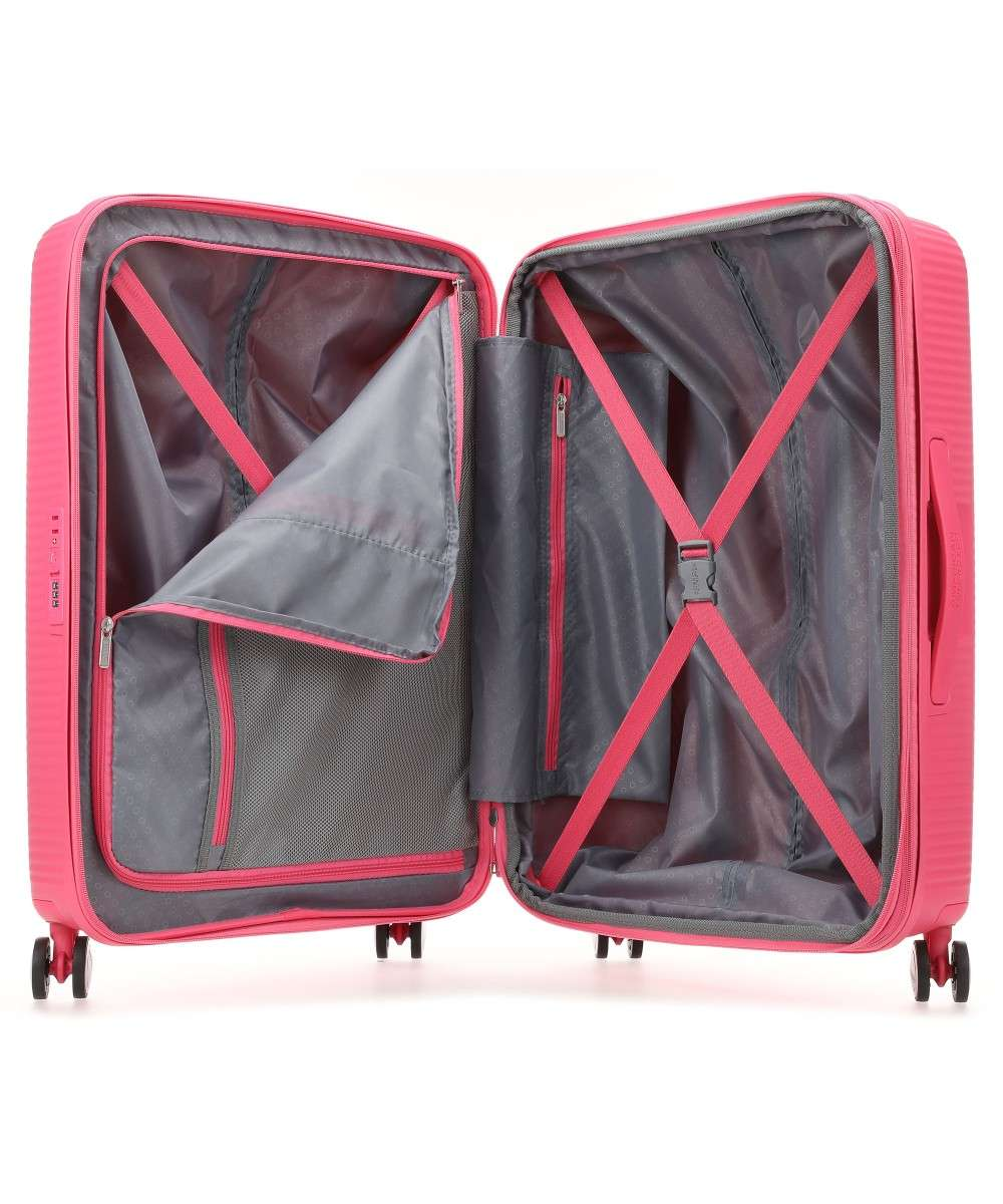 American Tourister Soundbox 4-Rollen Trolley pink 77 cm-88474-1426-01 Preview
