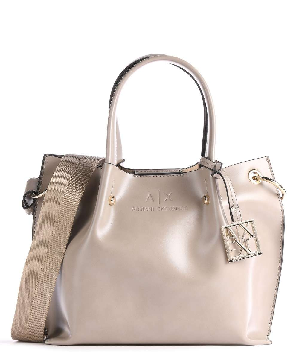 Armani Exchange Handtasche taupe Preview