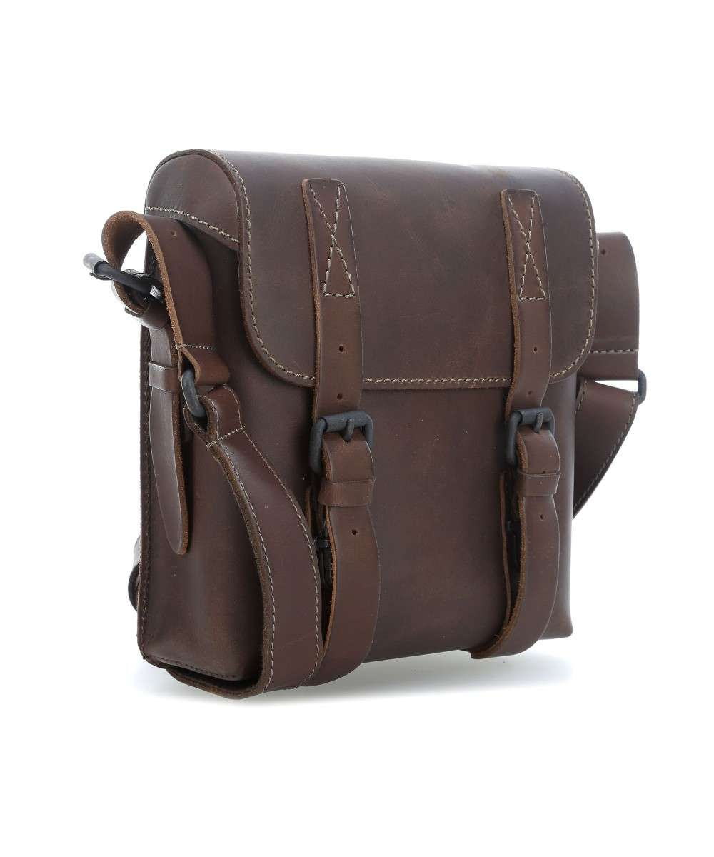 0cb78df0a66749 Aunts and Uncles Good Old Friends Lucky Loser Crossbody bag dark  brown-50802-2