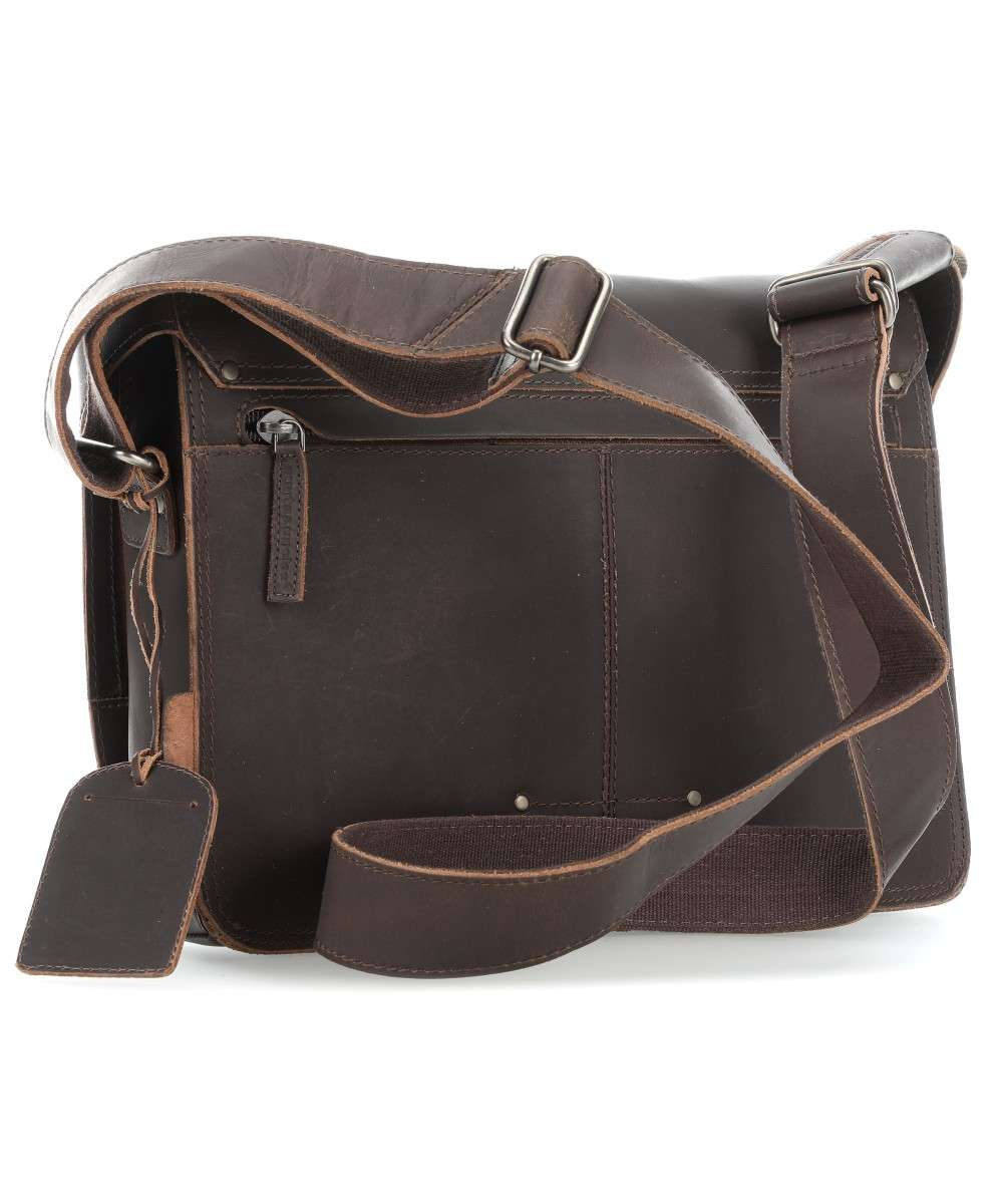Aunts and Uncles Hunter Judd Kuriertasche dunkelbraun-40539-32-01 Preview