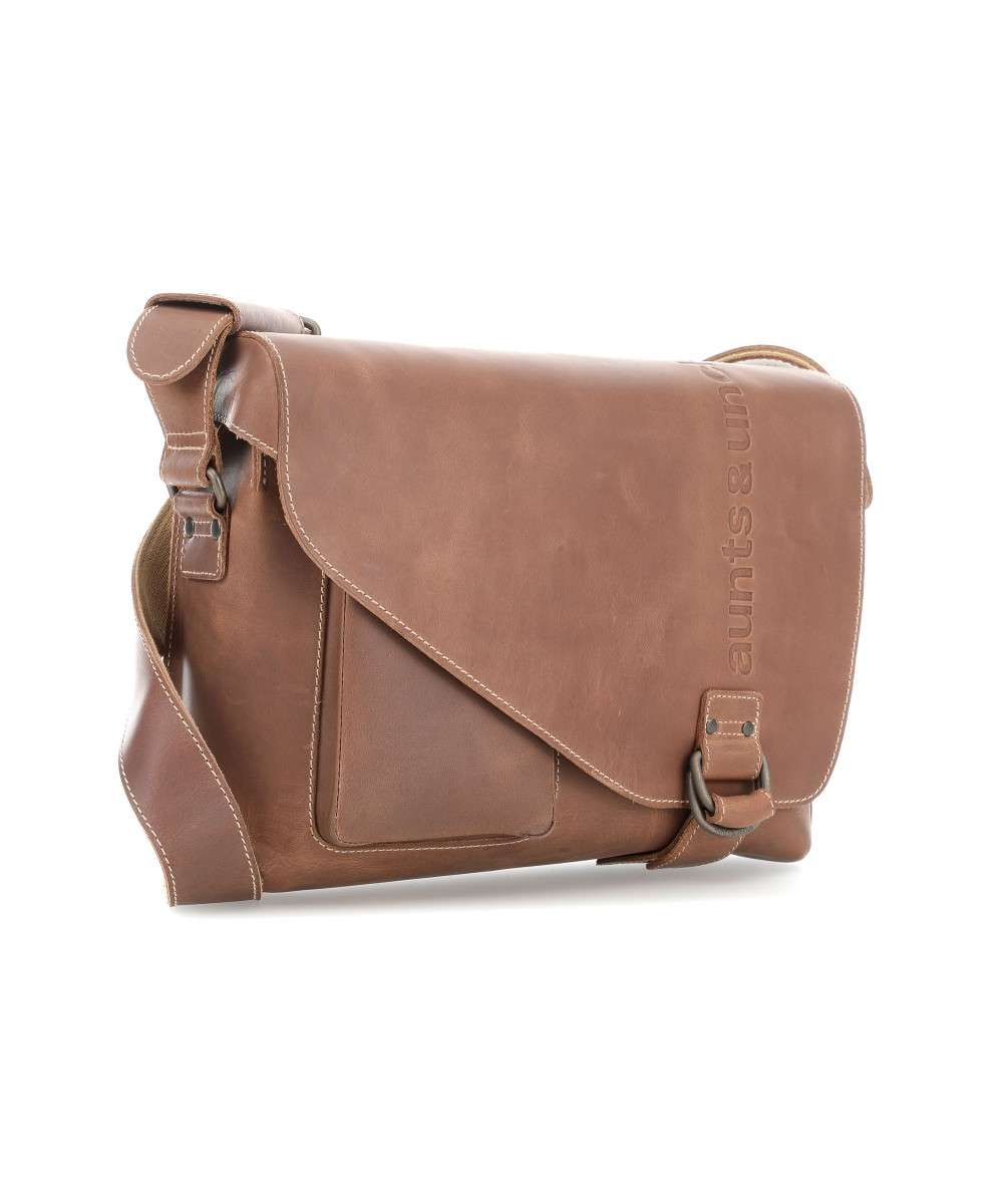 Aunts and Uncles Hunter Judd Kuriertasche tan-40539-30-01 Preview