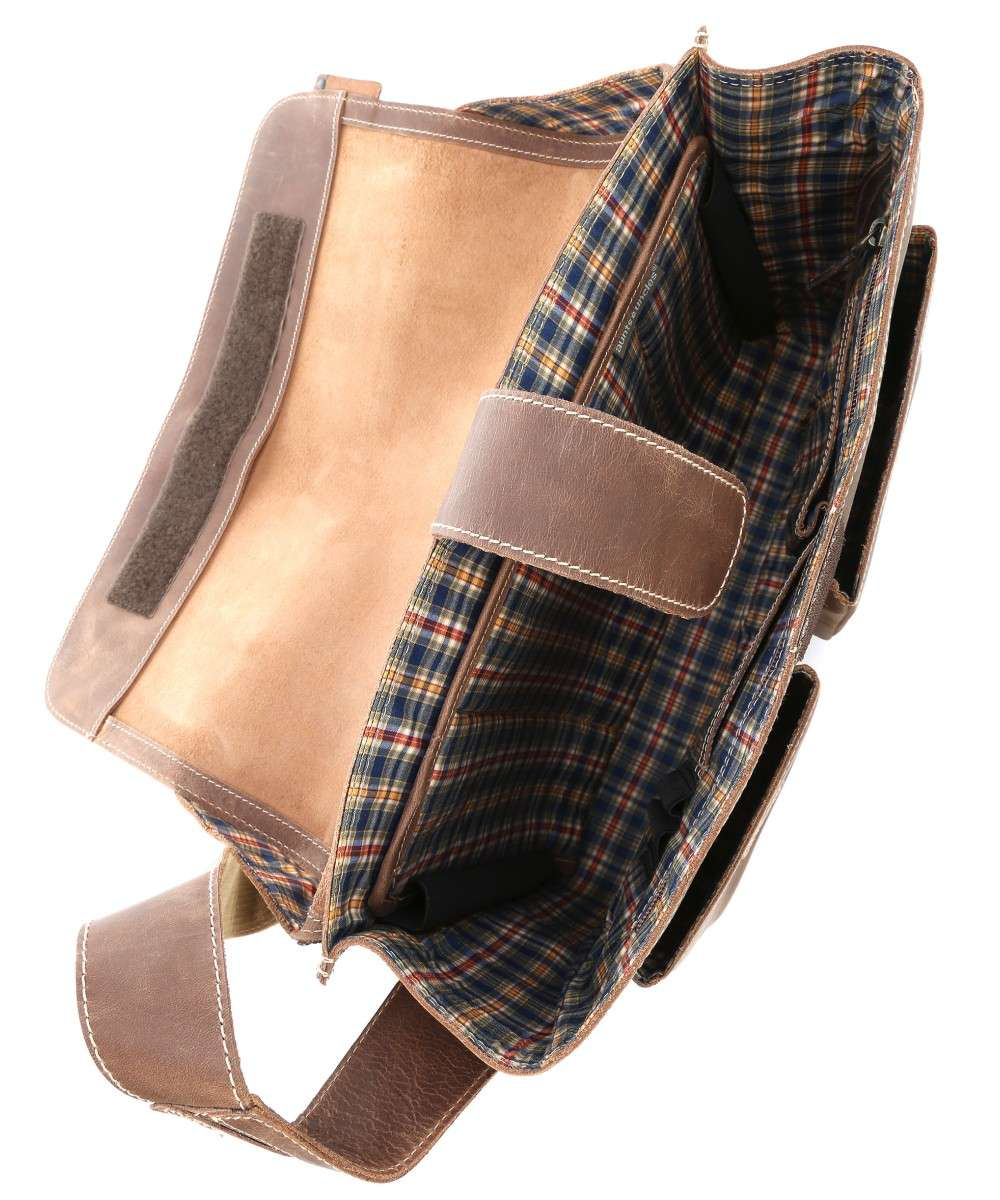 Aunts and Uncles Hunter Nick Laptoptasche 14″ tan-40515-30-01 Preview