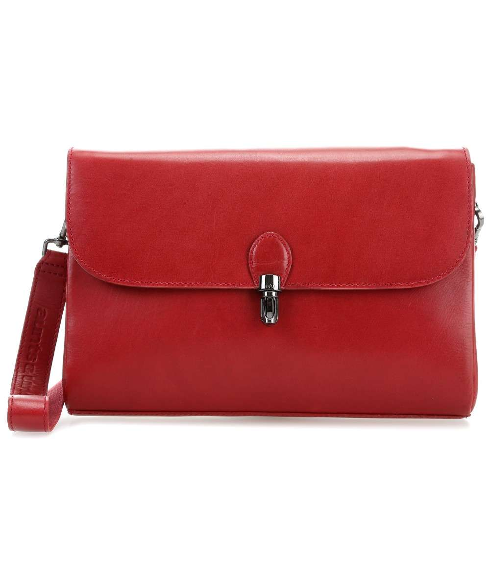 Aunts & Uncles Madame Chic Babette Schultertasche rot Preview
