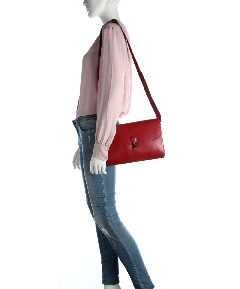 Aunts and Uncles Madame Chic Babette Schultertasche rot-10503-10-01 Preview