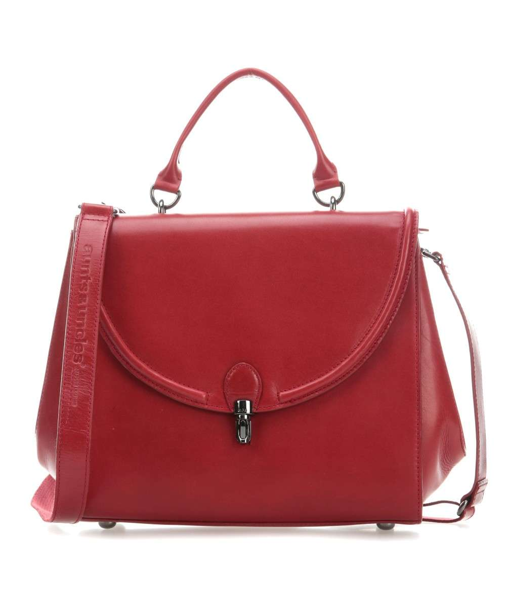 Aunts & Uncles Madame Chic Charlotte Handtasche rot Preview