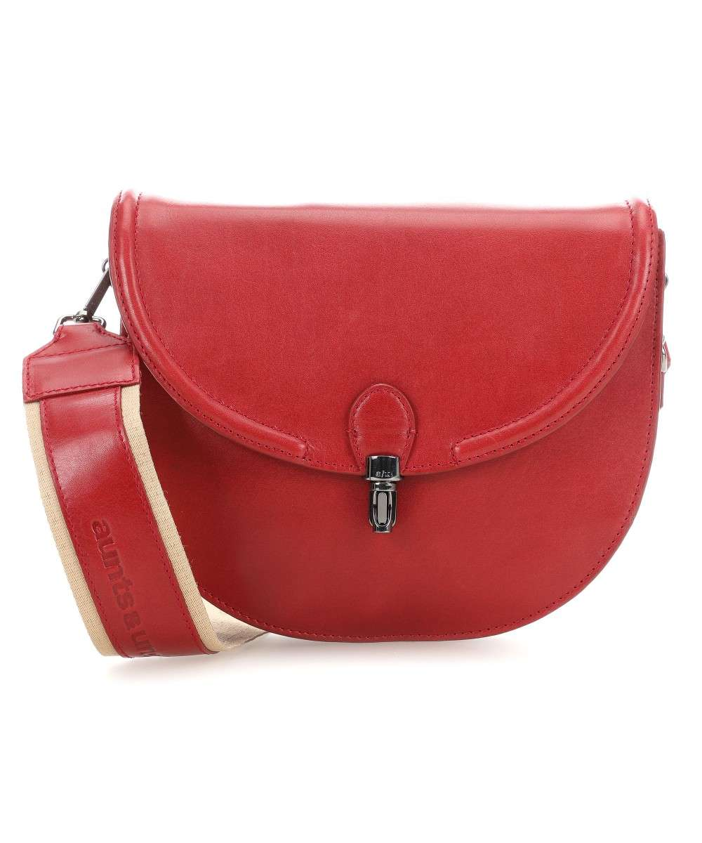 Aunts & Uncles Madame Chic Pascale Schultertasche rot Preview