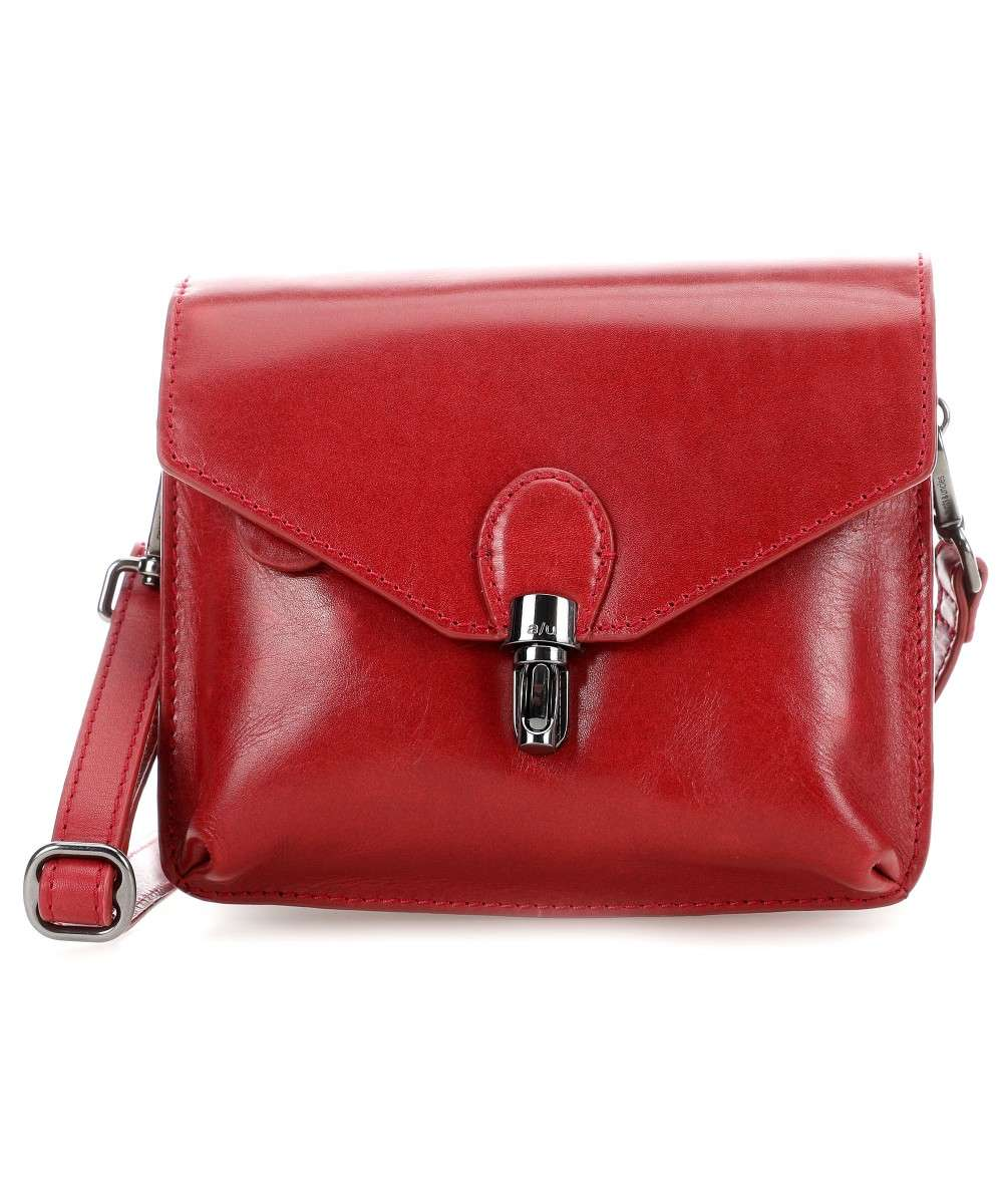 Aunts & Uncles Madame Chic Sophie Schultertasche rot Preview
