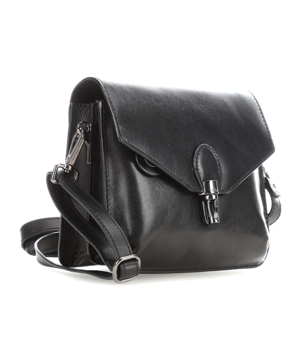 Aunts and Uncles Madame Chic Sophie Schultertasche schwarz-10500-0-01 Preview