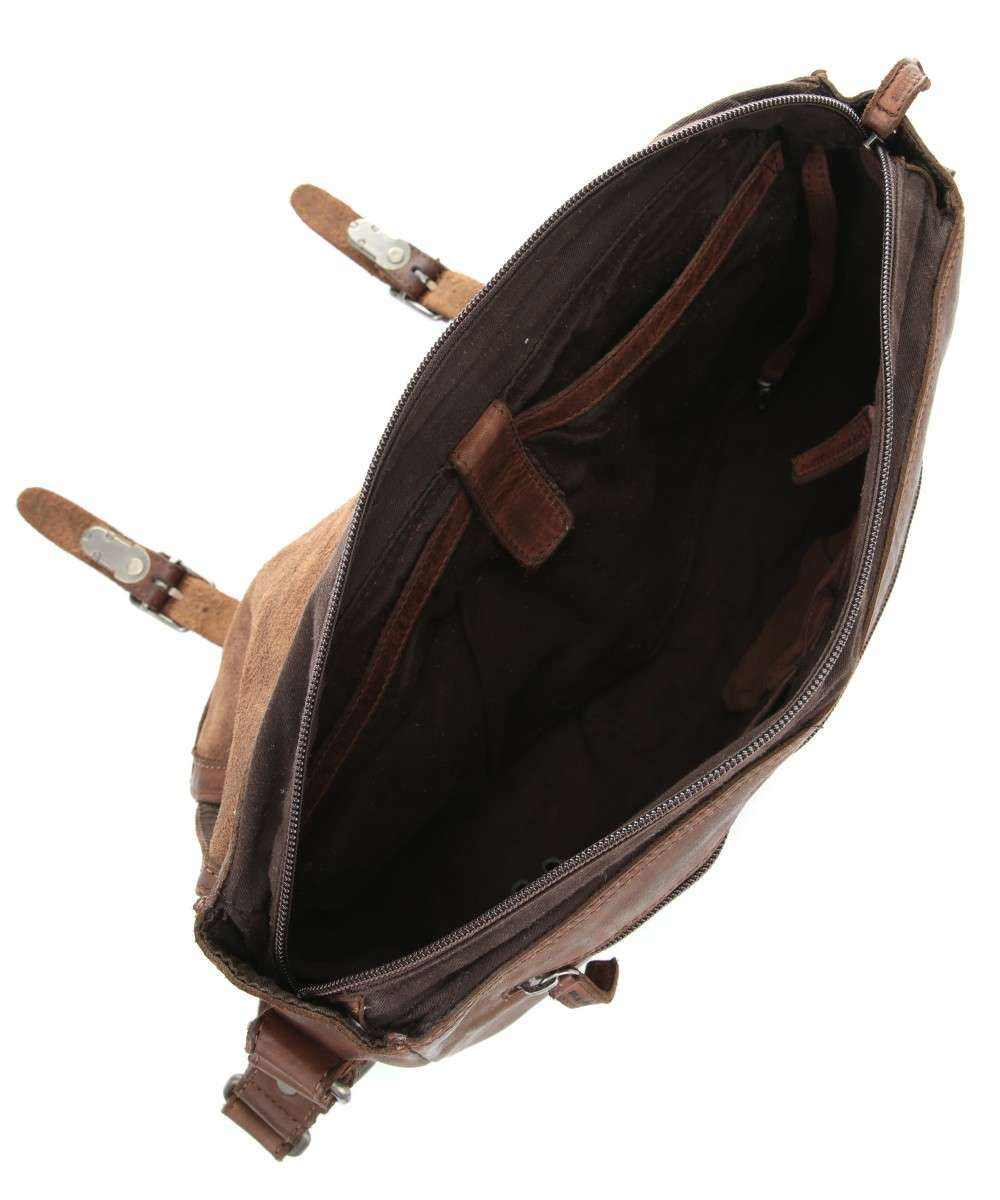 Aunts and Uncles The Barber Shop The Anchor Single Malt Kuriertasche schokolade-62211-28-01 Preview