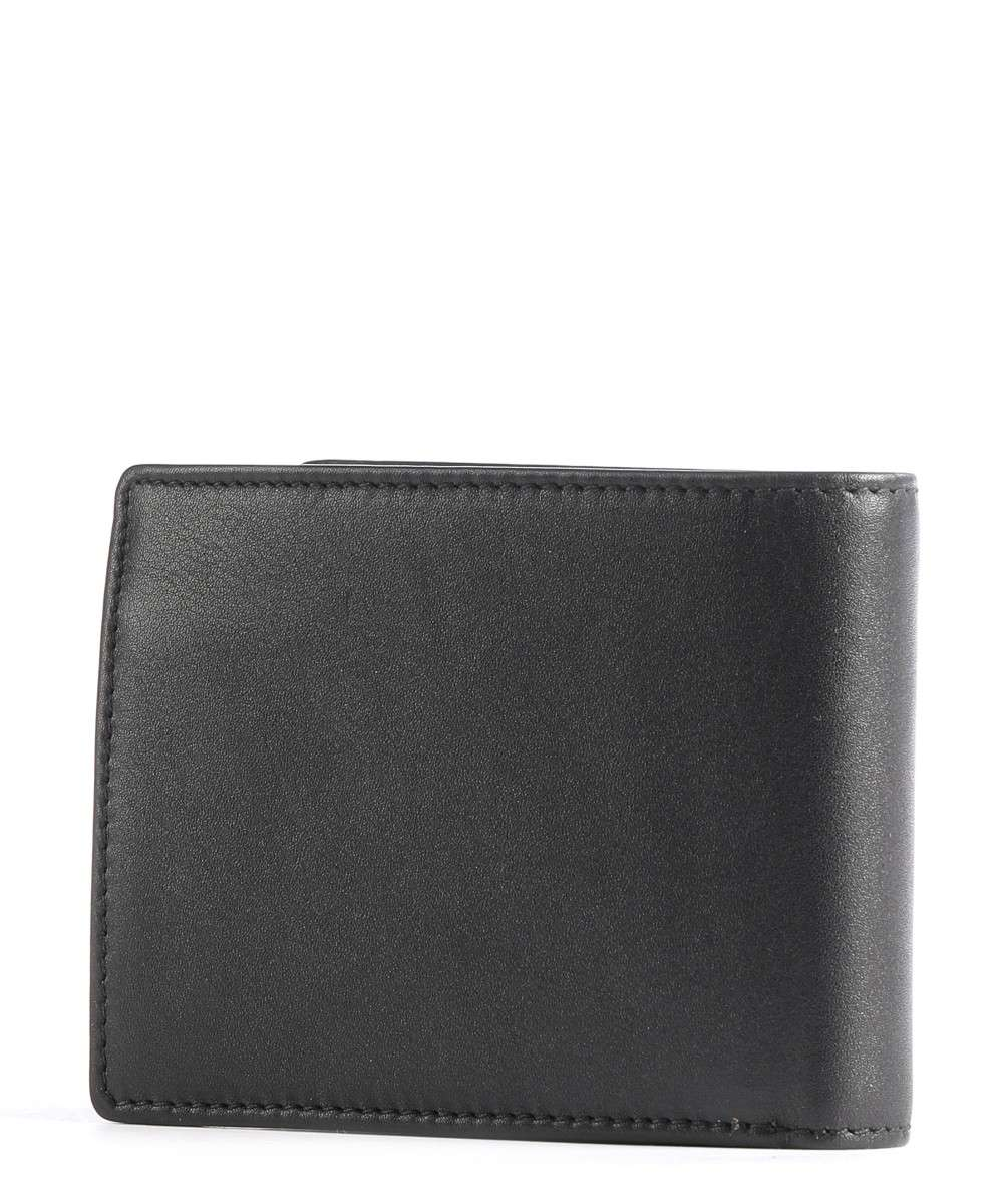 BOSS Leather Small Arezzo Wallet black-50250280-001-01 Preview