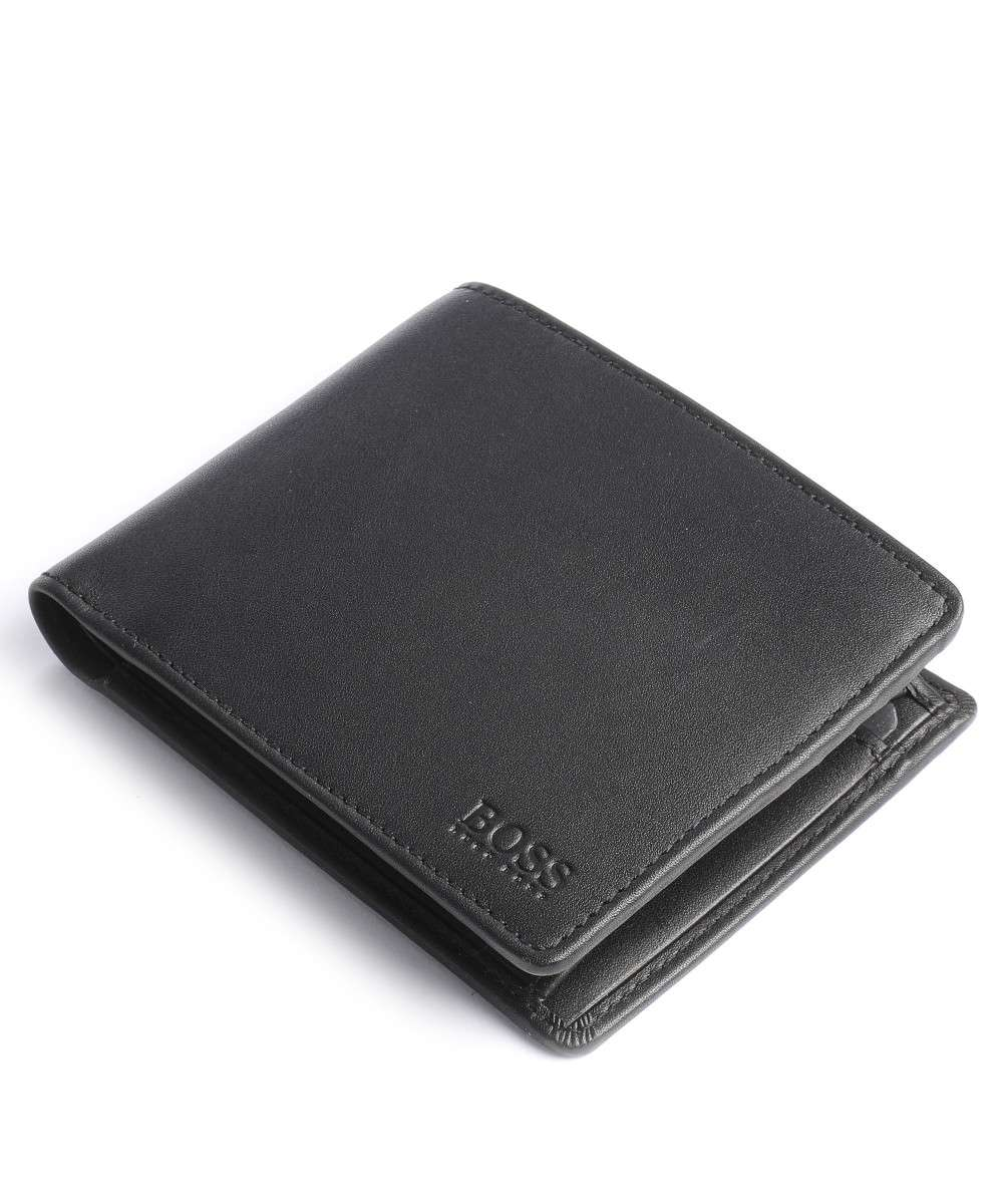 BOSS Leather Small Asolo Pung sort-50250331-001-01 Preview
