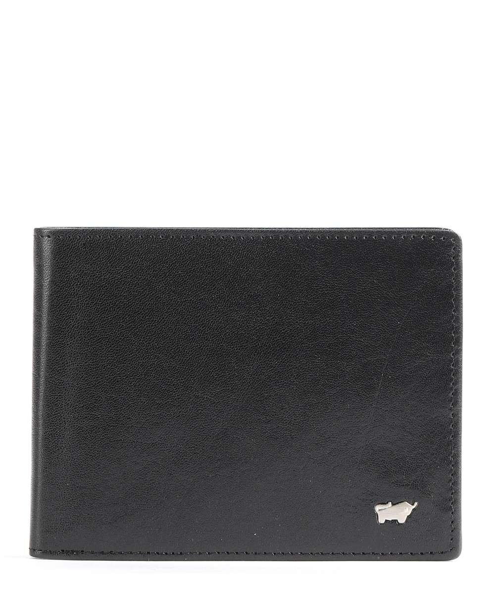 Braun Büffel Basic Wallet black Preview
