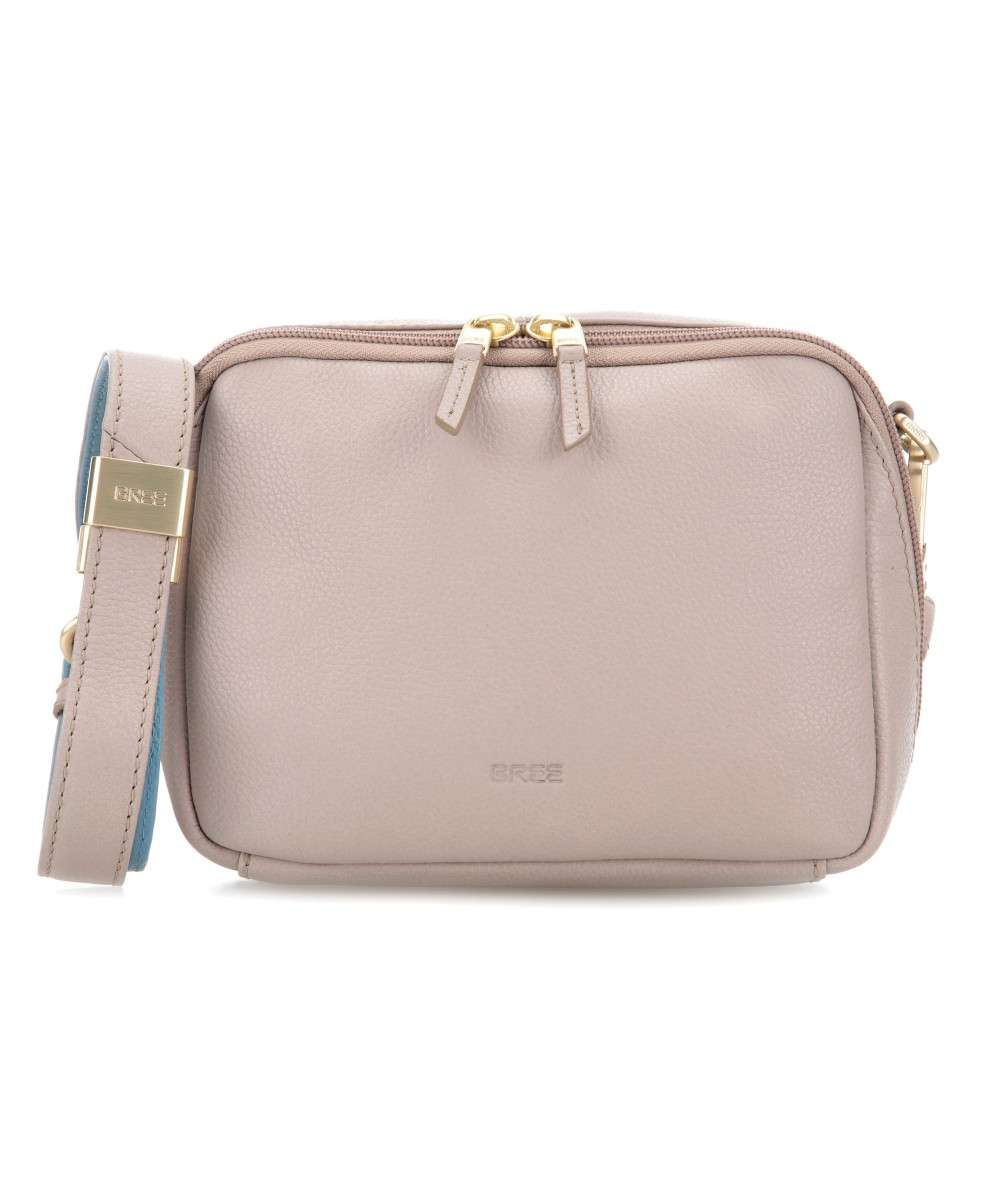 e438d8ce03db3 Bree Brigitte 32 Crossbody bag grained cow leather taupe - 156700032 ...