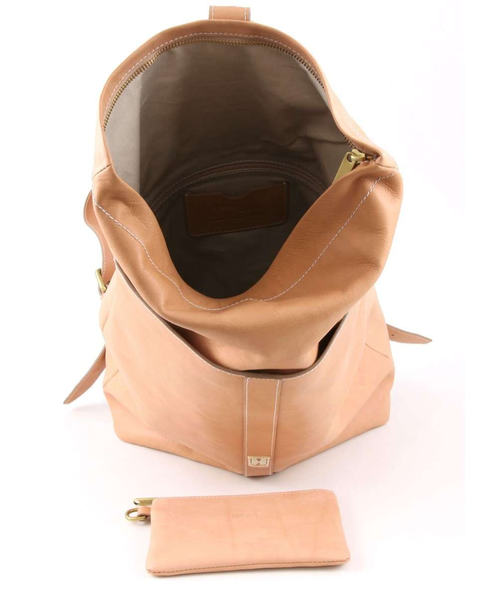 Bree Stockholm 13 Mochila natural-184750013-nature-01 Preview