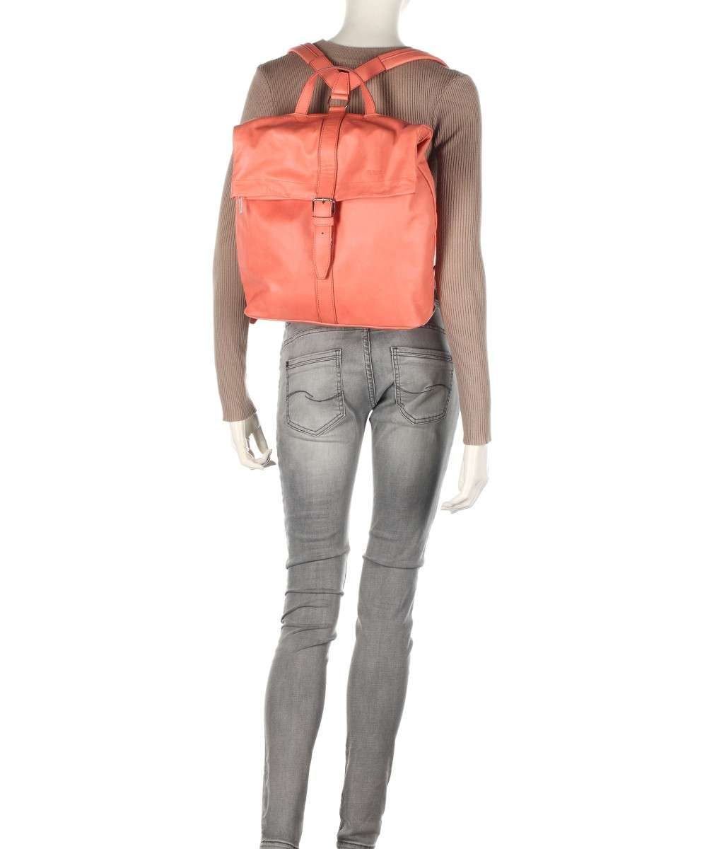 Bree Stockholm 13 Rucksack koralle-184120013-SUNSET-01 Preview