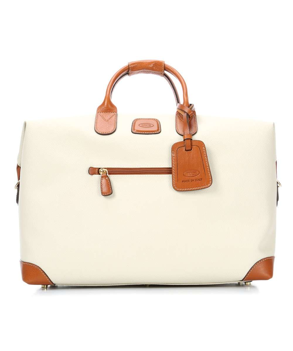 Brics Firenze Sac weekend beige 43 cm Preview