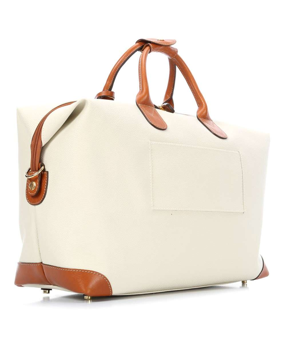 Brics Firenze Sac weekend beige 43 cm-BBJ20203.014-01 Preview