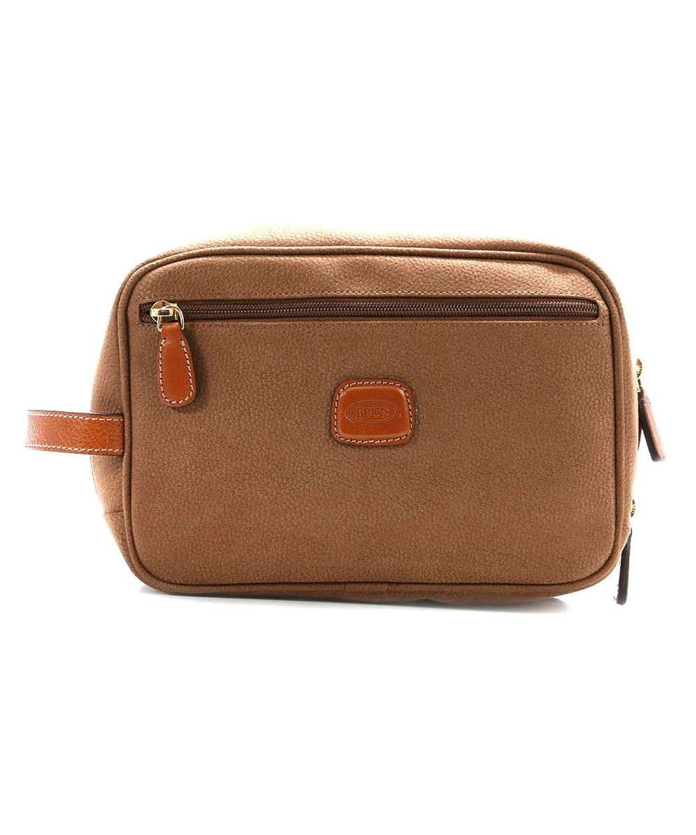 Brics Life Toiletry bag camel Preview