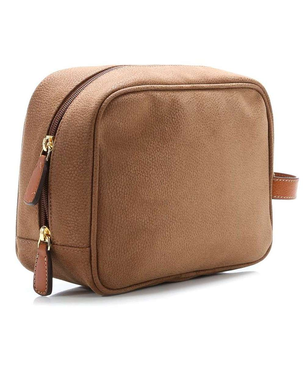 Brics Life Toiletry bag camel-BLF00601.216-01 Preview