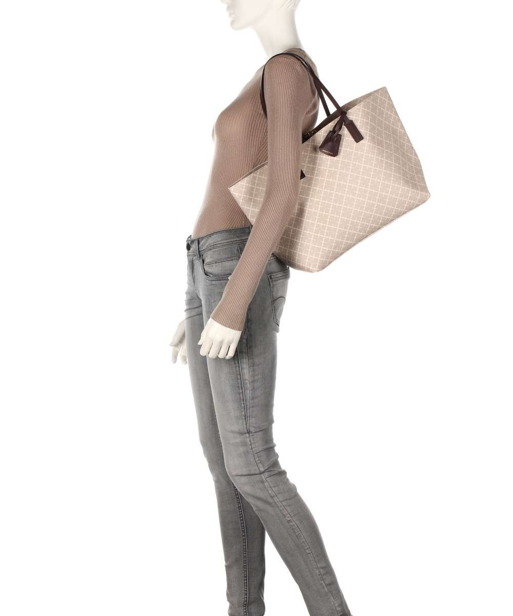 by Malene Birger Abigail Shopper taske beige-Q61203450-1S7-01 Preview