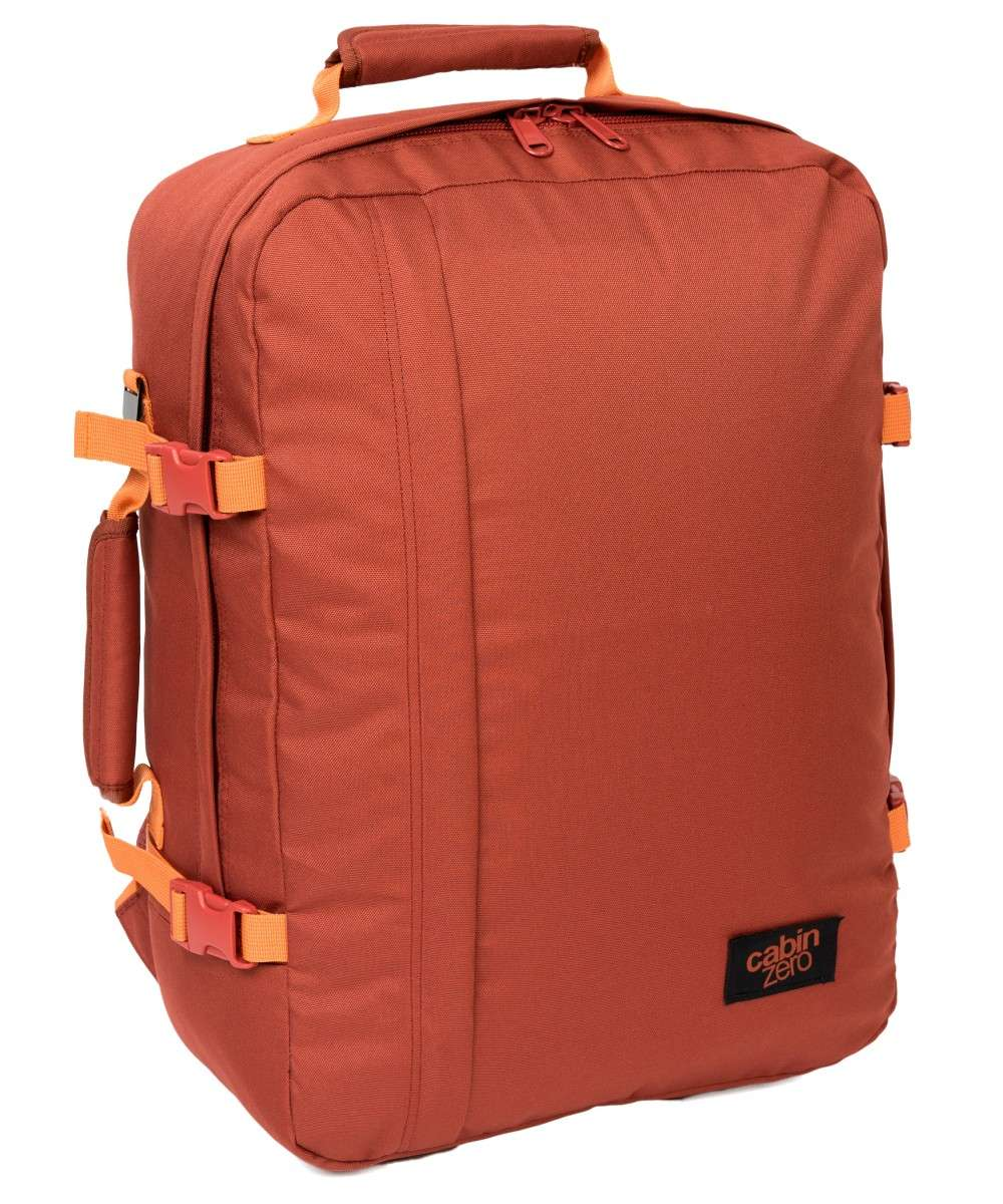 Cabin Zero Classic 44 Reiserucksack orange-CZ061805-01 Preview