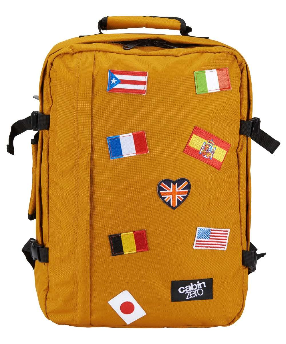 Cabin Zero Classic 44 Travel backpack amber Preview