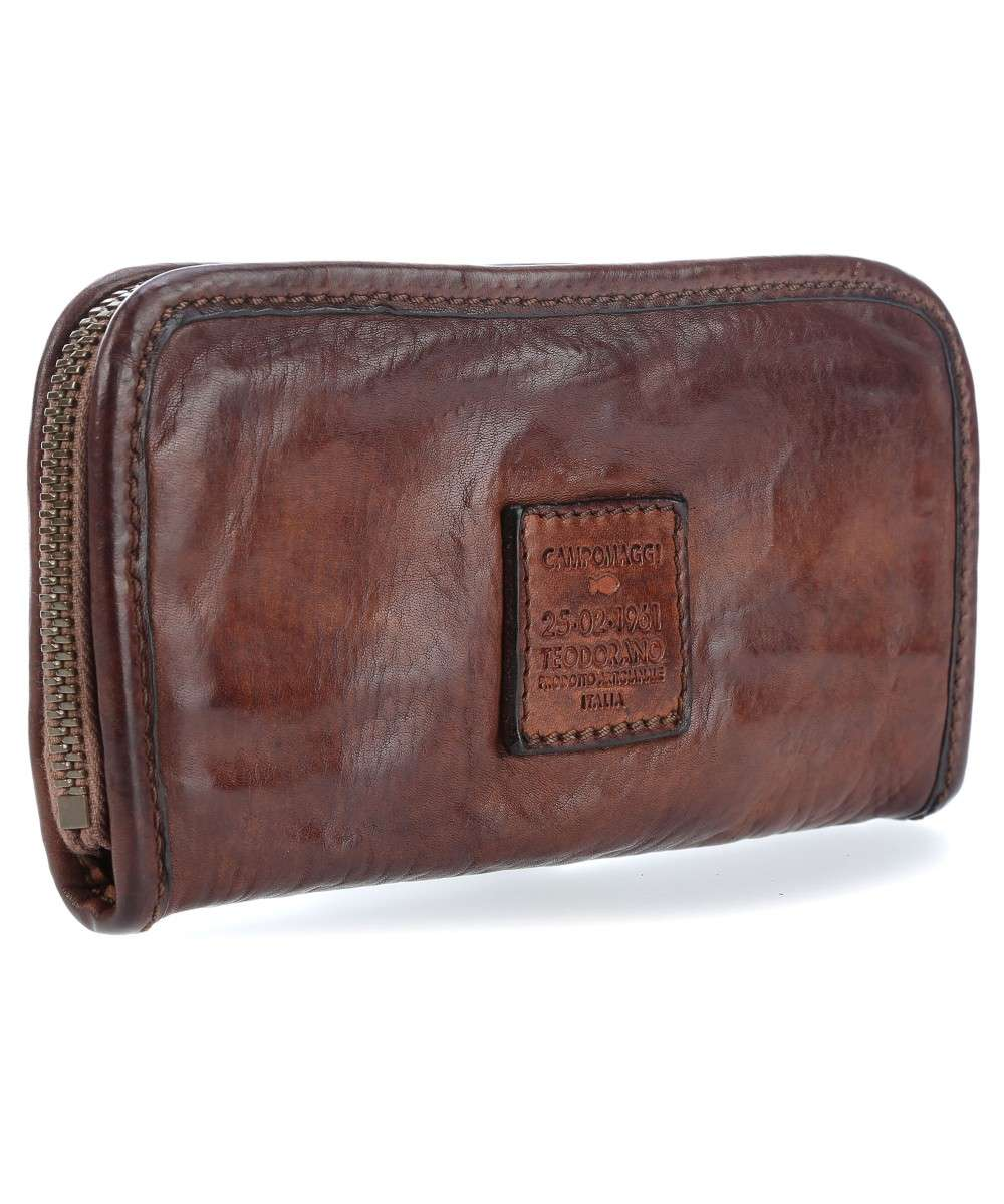 Campomaggi Wallet dark brown-C000100NDX0001-C1501-01 Preview