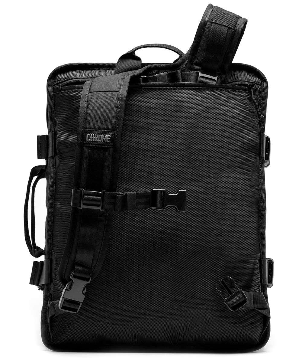 Chrome Macheto Travel Pack Reiserucksack schwarz-BG-209-ALLB-01 Preview