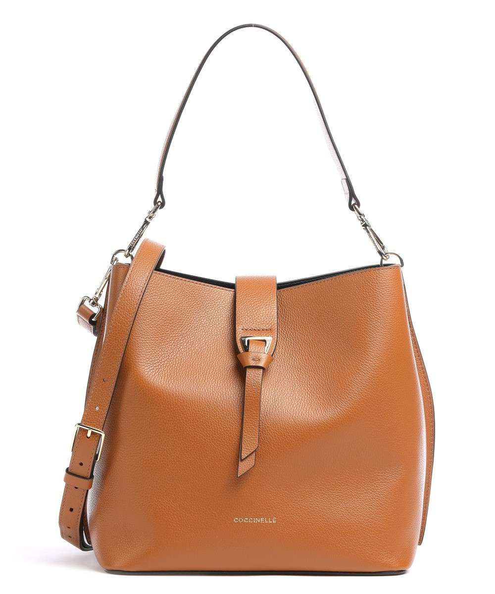 Coccinelle Alba Bucket bag braun Preview