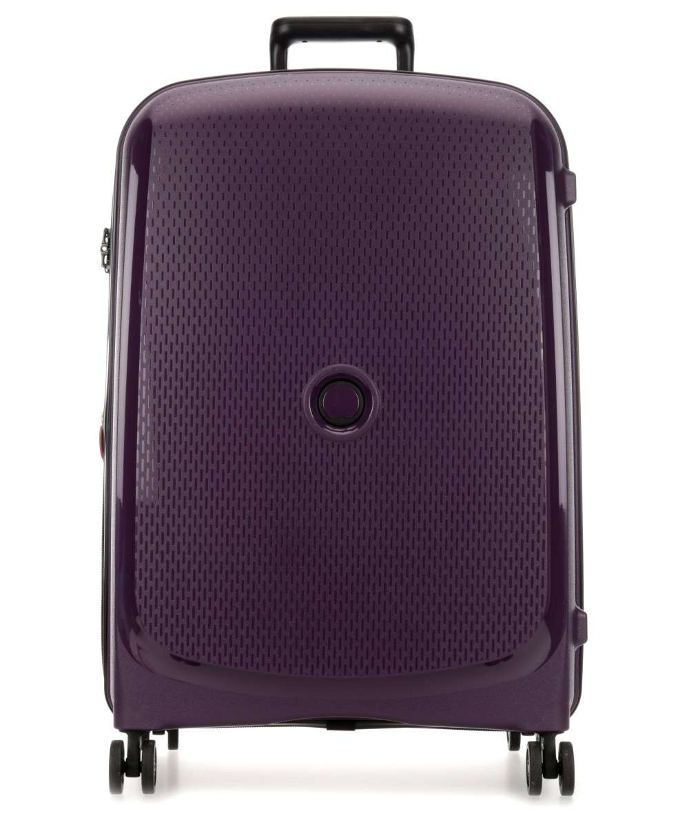 Delsey Belmont Plus 4-Rollen Trolley aubergine 76 cm Preview