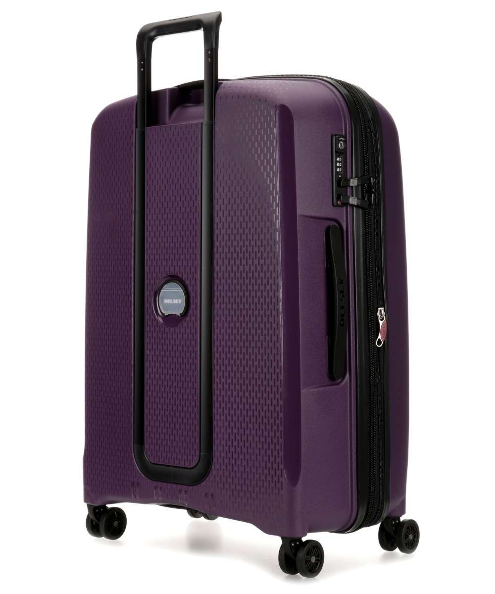Delsey Belmont Plus 4-Rollen Trolley aubergine 76 cm-003861821-08-01 Preview