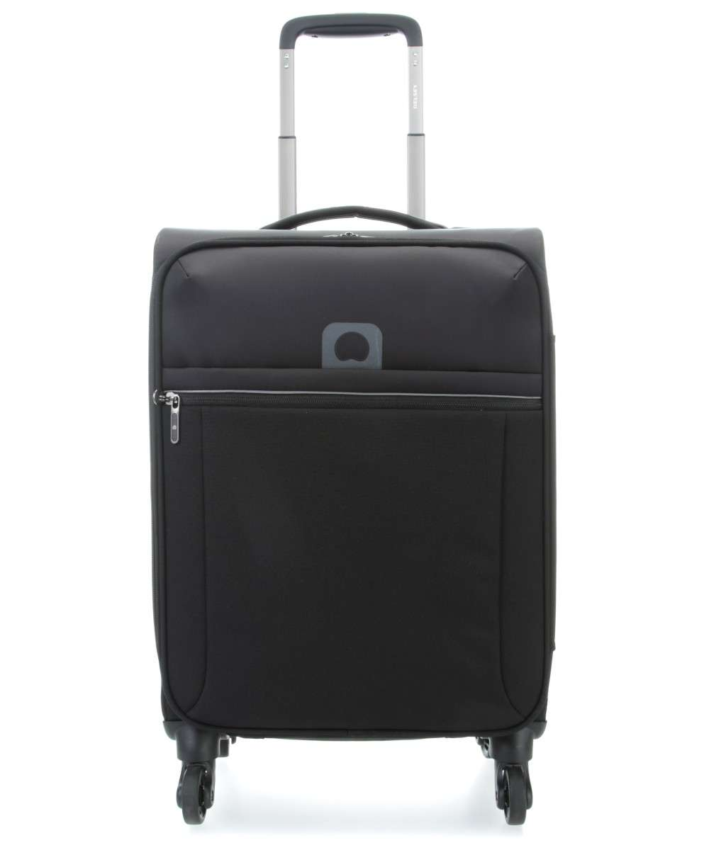 Delsey Brochant 4-Rollen Trolley schwarz 55 cm Preview