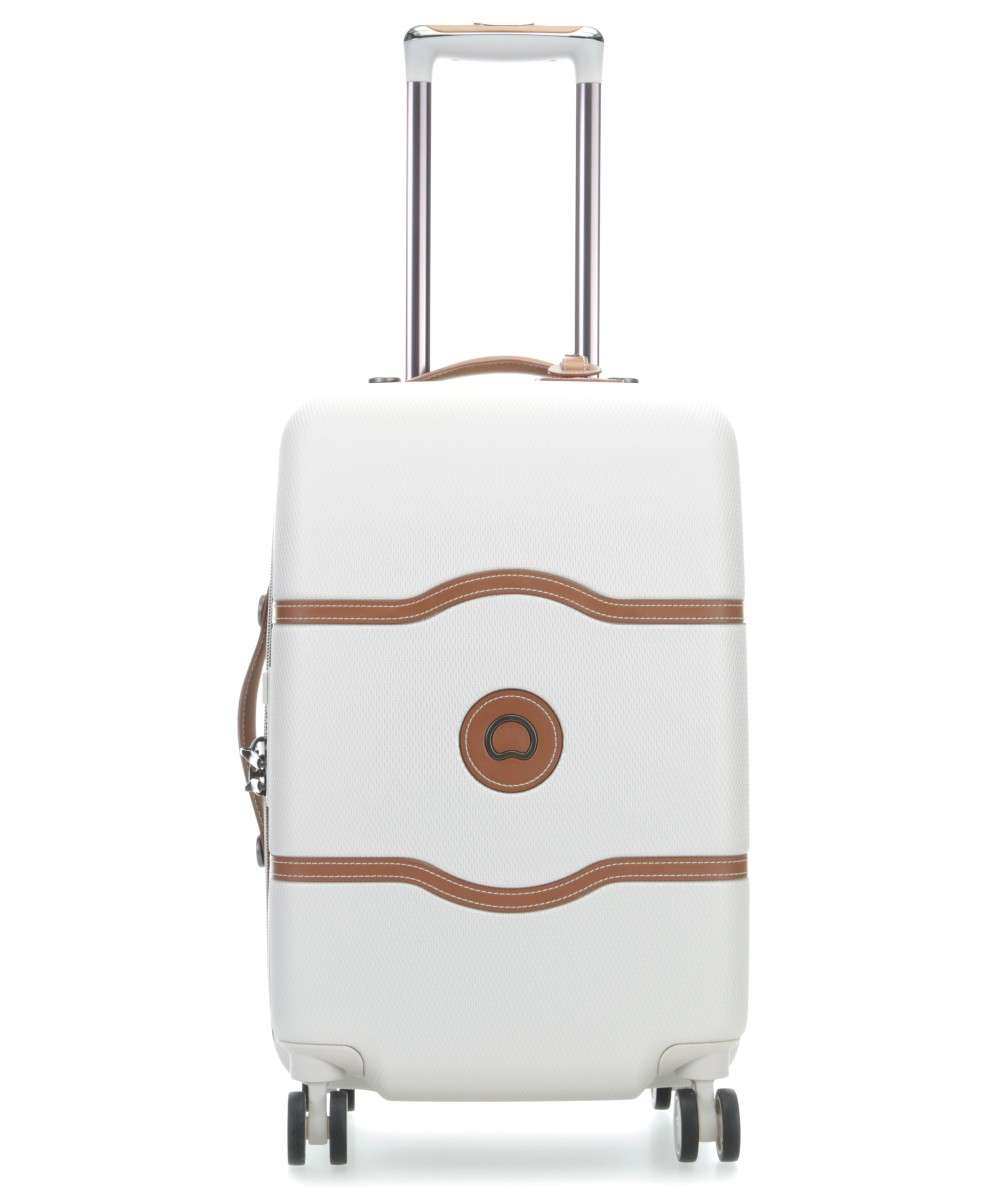 Delsey Chatelet Air 4-Rollen Trolley creme 55 cm Preview
