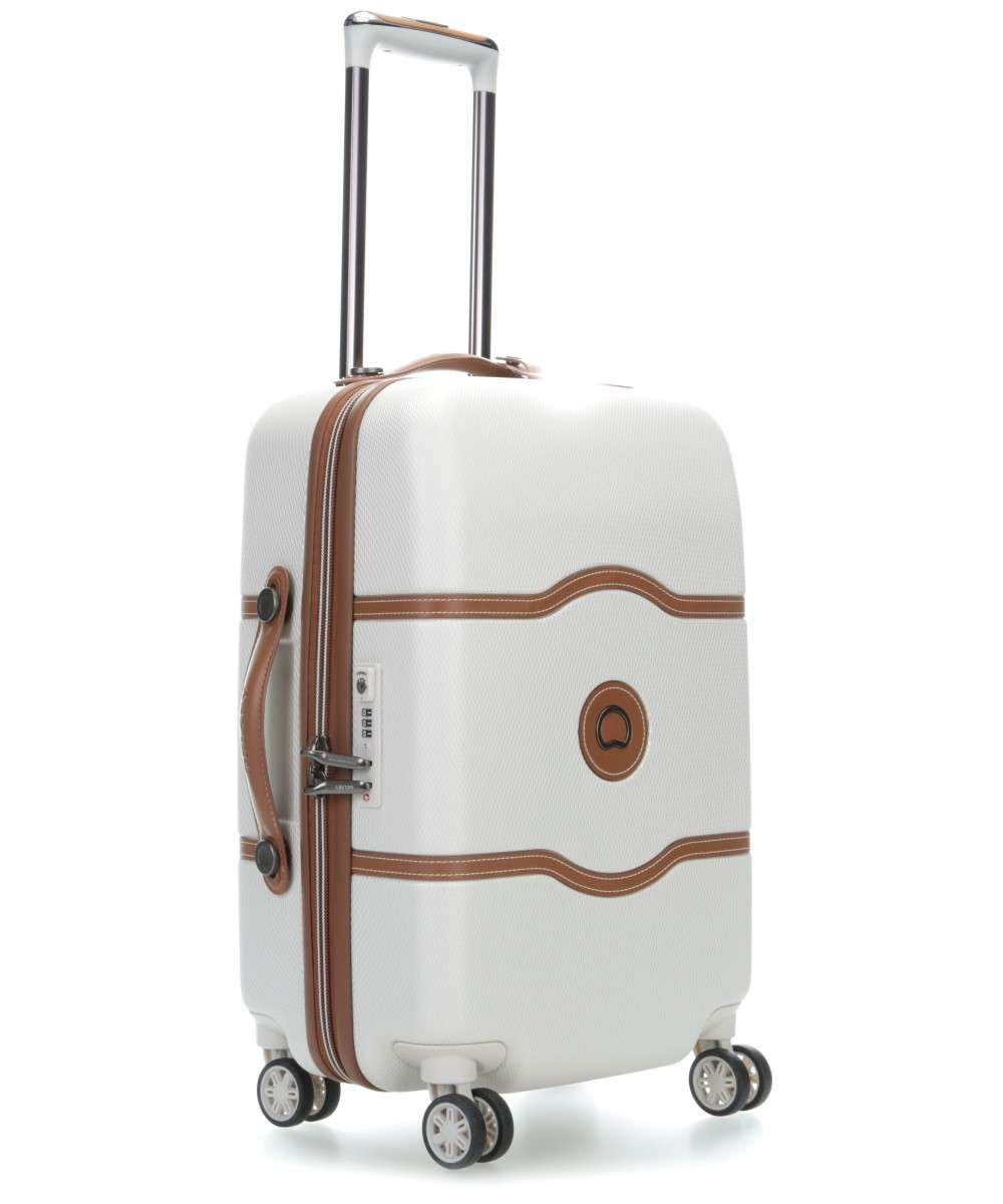 Delsey Chatelet Air 4-Rollen Trolley creme 55 cm-001672801-15-01 Preview