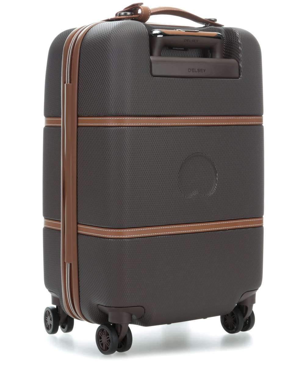Delsey Chatelet Air 4-Rollen Trolley schokolade 55 cm-001672801-06-01 Preview