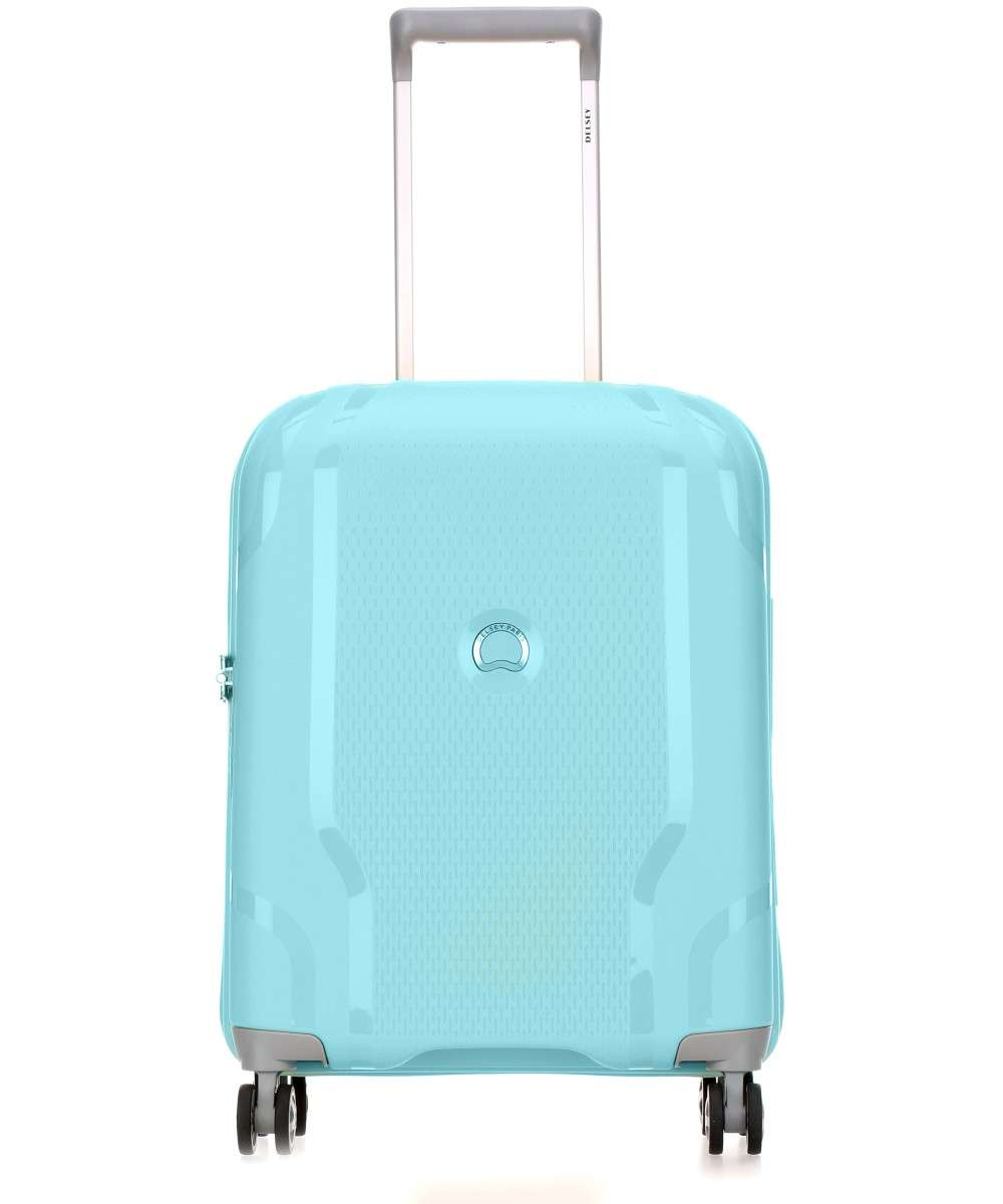 Delsey Clavel 4-Rollen Trolley aquamarine 55 cm Preview