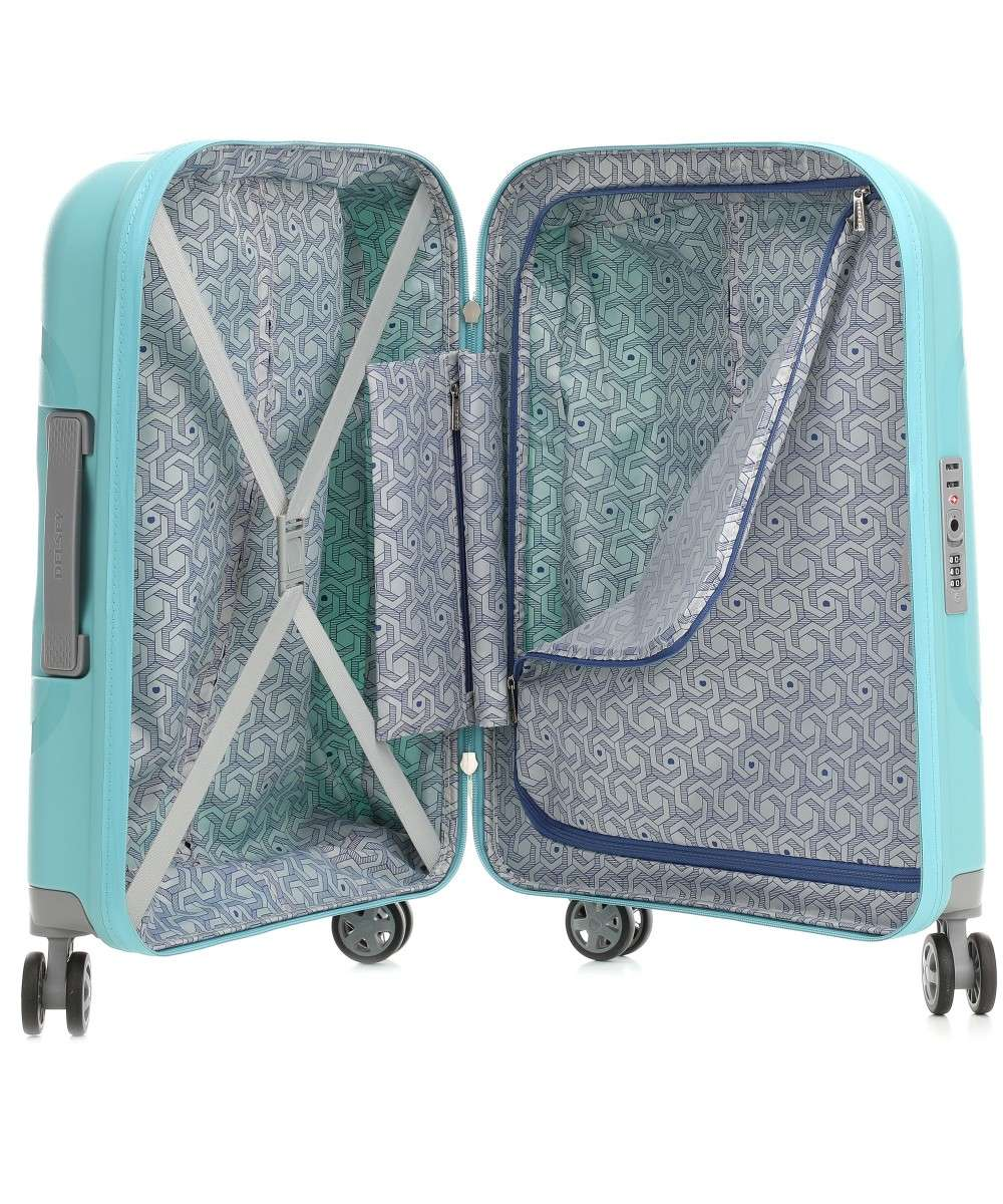 Delsey Clavel 4-Rollen Trolley aquamarine 55 cm-003845803-22-01 Preview