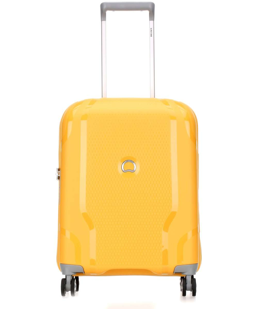Delsey Clavel 4-Rollen Trolley gelb 55 cm Preview