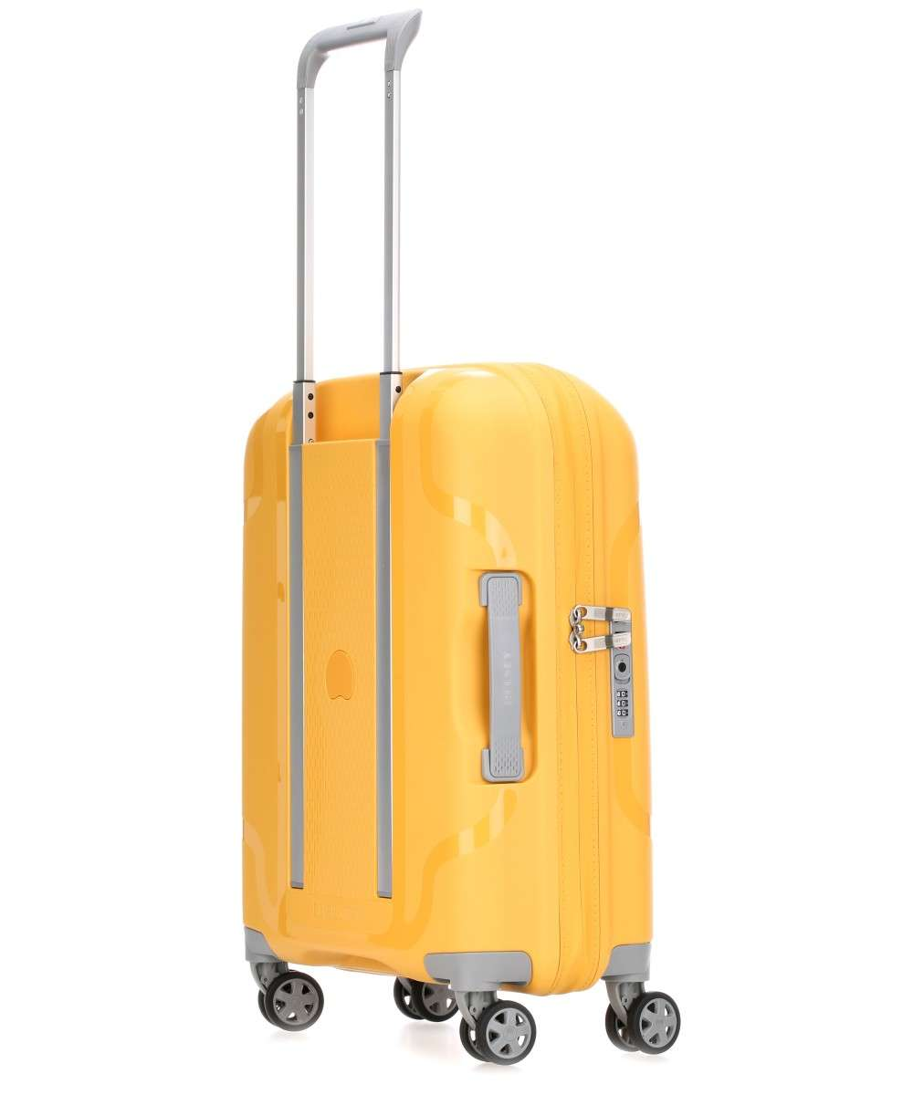 Delsey Clavel 4-Rollen Trolley gelb 55 cm-003845803-05-01 Preview